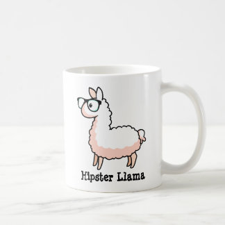 Lama de hippie mug