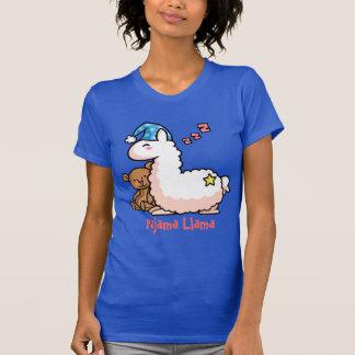 Lama de pyjama t-shirt