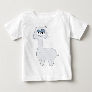Lama grincheux de chat persan t-shirt pour bébé