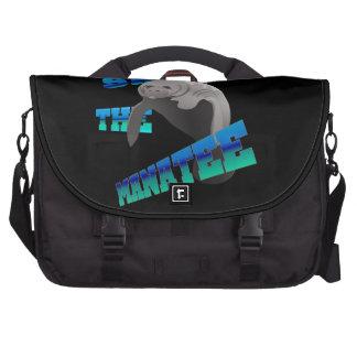 lamantin sacs ordinateur portable
