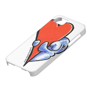 Lamantins d'amour coques Case-Mate iPhone 5