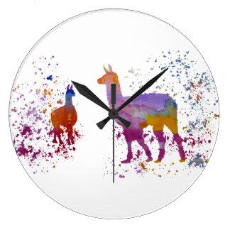 Lamas Grande Horloge Ronde