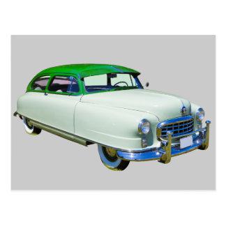 L'Ambassadeur 1950 de Nash voiture ancienne Carte Postale