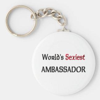 L'ambassadeur le plus sexy du monde porte-clef