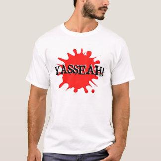 Lambeaux : T-shirt de YASSEAH !  Peignez
