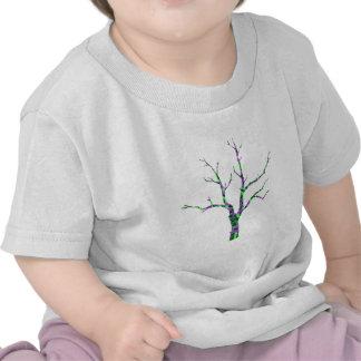 L'âme est notre TIGE pour éprouver la nature T-shirts