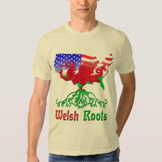L'Américain de Gallois enracine le T-shirt