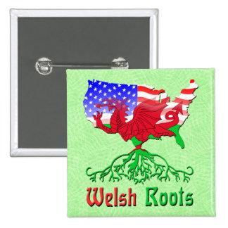 L'Américain Gallois enracine l'insigne Badge