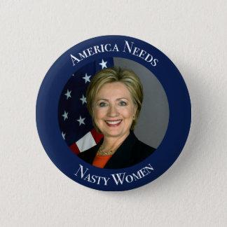 L'Amérique a besoin de femmes méchantes Badges