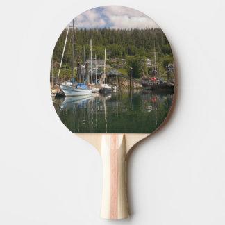 L'Amérique du Nord, Canada, îles de la Reine Raquette Tennis De Table