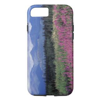 L'Amérique du Nord, Canada, le Yukon. Fleurs de Coque iPhone 7