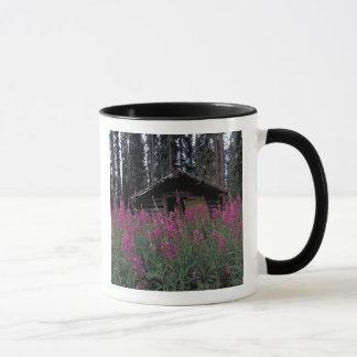 L'Amérique du Nord, Canada, le Yukon. Trappeurs Mug