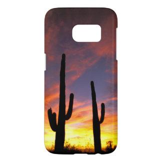 L'Amérique du Nord, Etats-Unis, Arizona, désert de Coque Samsung Galaxy S7