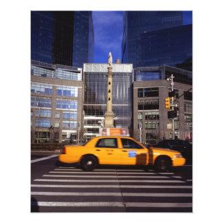 L'Amérique du Nord, Etats-Unis, New York, New York Photo D'art