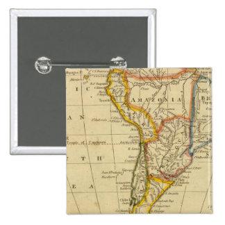 L'Amérique du Sud Badges