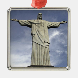 L'Amérique du Sud, Brésil, Rio de Janeiro. Le Ornement Carré Argenté