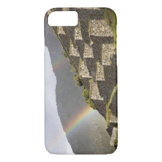L'Amérique du Sud, Pérou, Machu Picchu. Coque iPhone 7