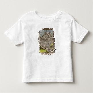 L'Amérique du Sud, Pérou, Machu Picchu. Deux T-shirt Pour Les Tous Petits