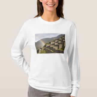 L'Amérique du Sud, Pérou, Machu Picchu. T-shirt