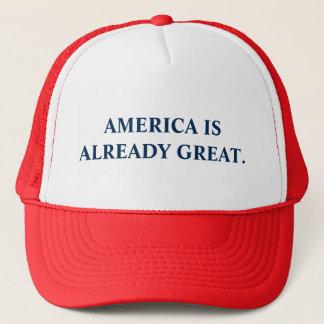 L'Amérique est déjà grande Casquette