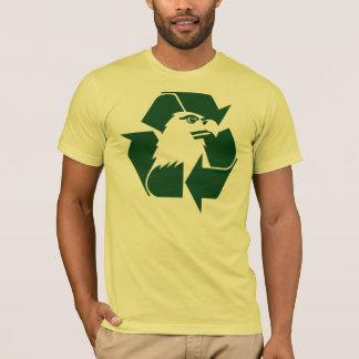 L'Amérique réutilise T-shirt