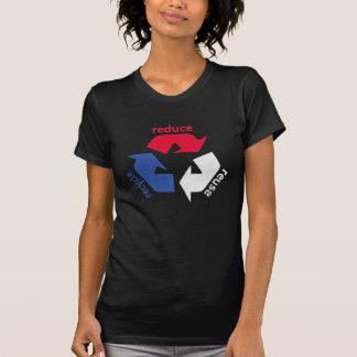 L'Amérique réutilisent T-shirt