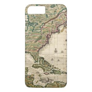 L'Amérique Septentrionalis Coque iPhone 8 Plus/7 Plus