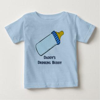 L'ami potable du papa t-shirt pour bébé