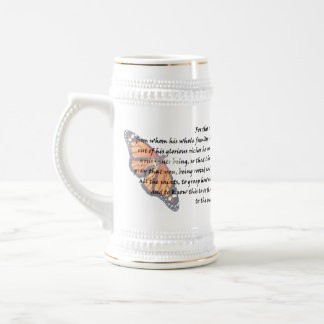 L'amour de la tasse du Christ