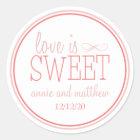 L'amour est les étiquettes doux (rougissent/Terra