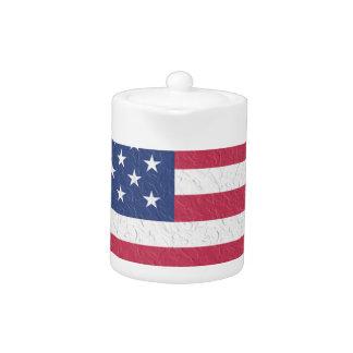 L'amour Etats-Unis Etats-Unis de coeur de symbole