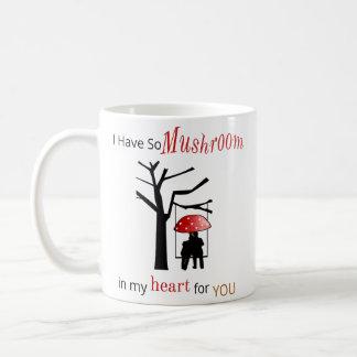 L'amour fait des calembours tasse : Je prends