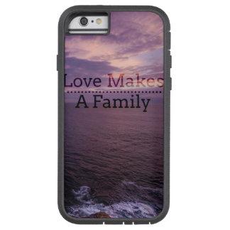 L'amour fait une adoption de famille - accueil coque tough xtreme iPhone 6