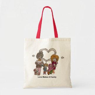 L'amour fait une famille par Ainsley--Fourre-tout Tote Bag