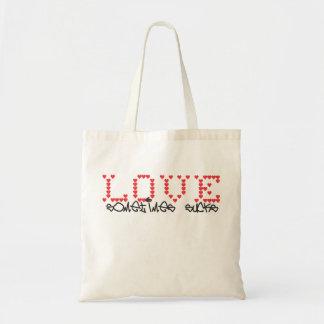L'amour suce parfois - mettez en sac pour les fill