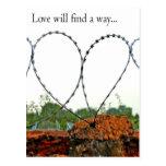 L'amour trouvera une manière cartes postales