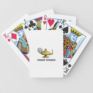 lampe chanceuse cartes à jouer