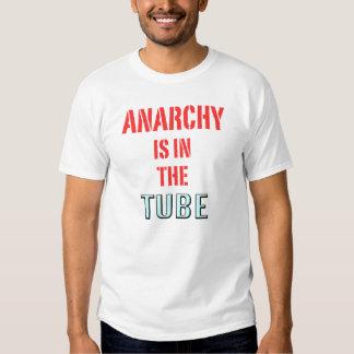 L'anarchie est dans le tube t-shirt