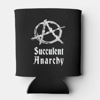 L'anarchie succulente peut rafraichisseur de cannettes