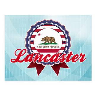 Lancaster, CA Carte Postale