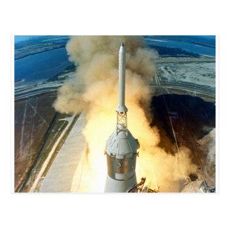 Lancement d'Apollo 11 Carte Postale