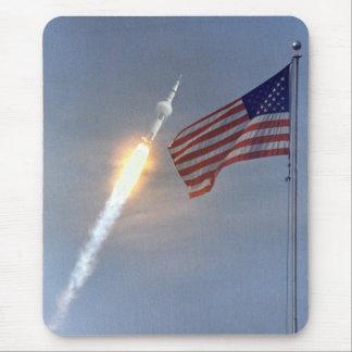 Lancement d'Apollo 11 Tapis De Souris