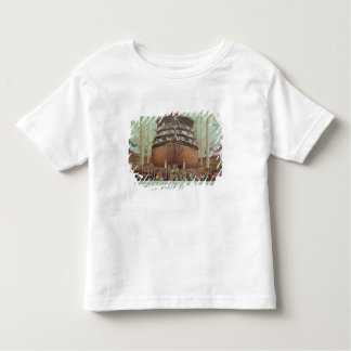 Lancement de H.M.S. Royal Albert, vapeur de vis T-shirt Pour Les Tous Petits