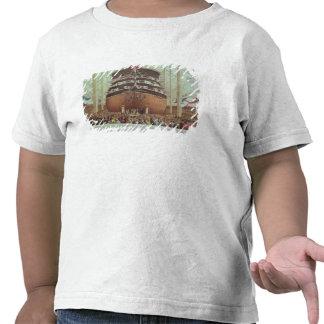 Lancement de H.M.S. Royal Albert, vapeur de vis T-shirts