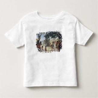Lancement du disque, 1875 t-shirt pour les tous petits