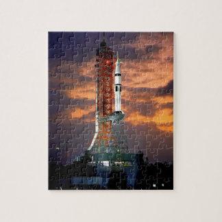 Lanceur d'Apollo-Soyuz Puzzle