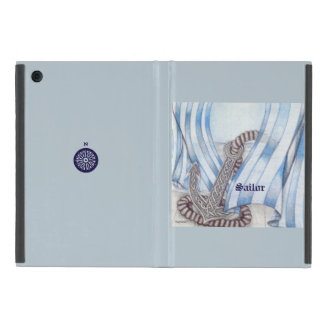 L'ancre celtique nautique choisissent la couleur coque iPad mini