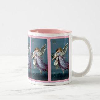 L'ange de la paix tasse à café