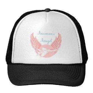 L'ange de l'aviateur casquettes