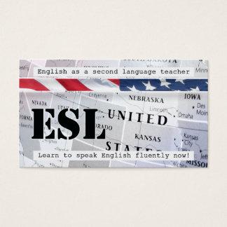 L'anglais comme deuxième carte de visite de langue